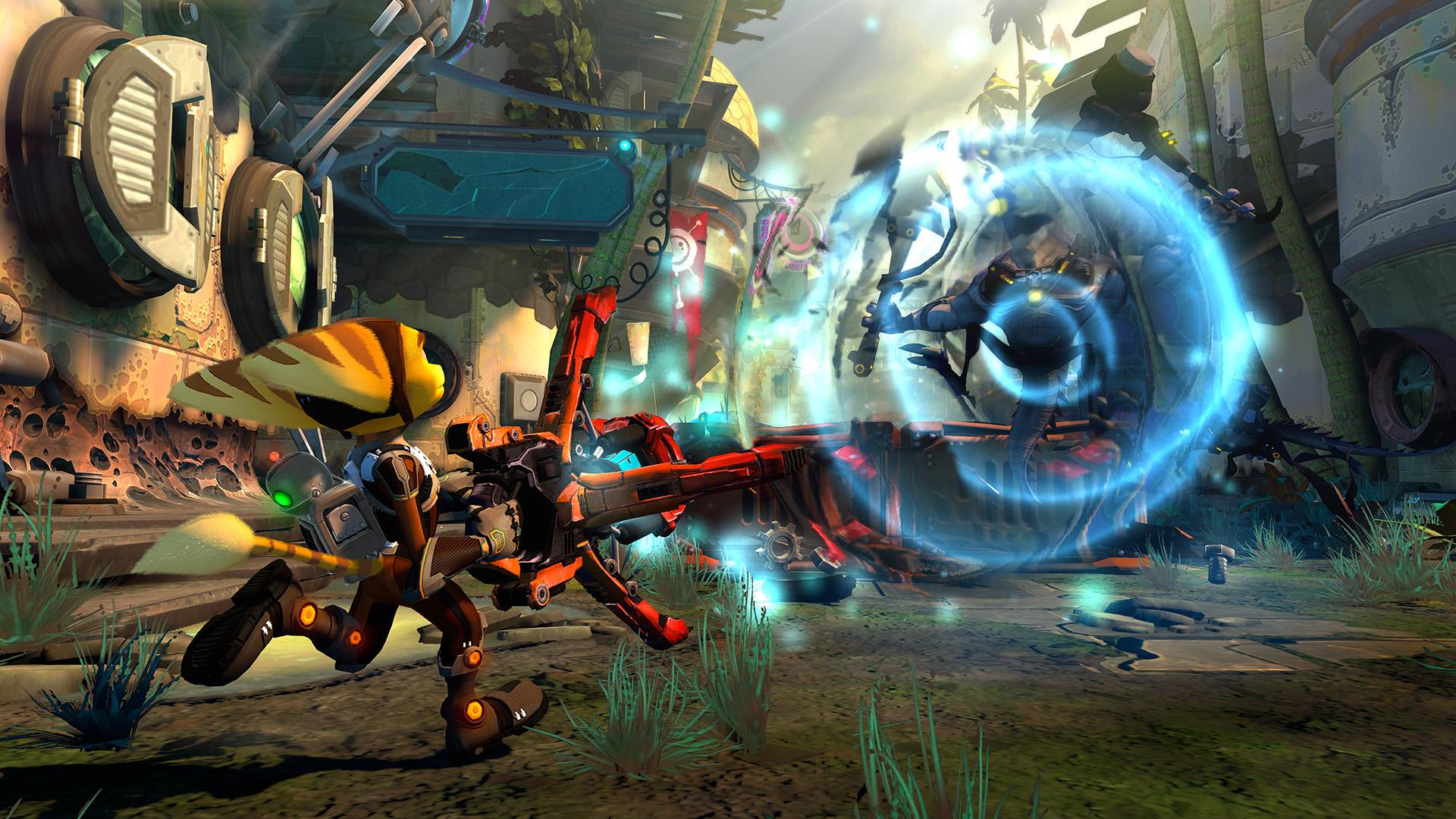 Ratchet & Clank reviennent sur Playstation 3