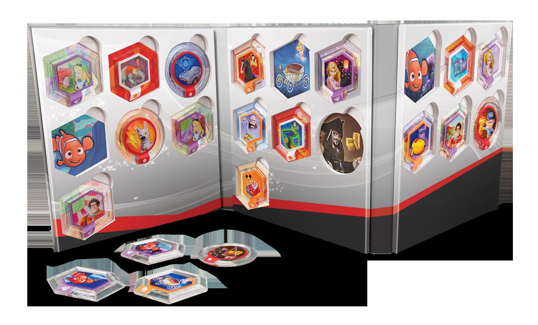 Disney Infinity : présentation des Power Discs