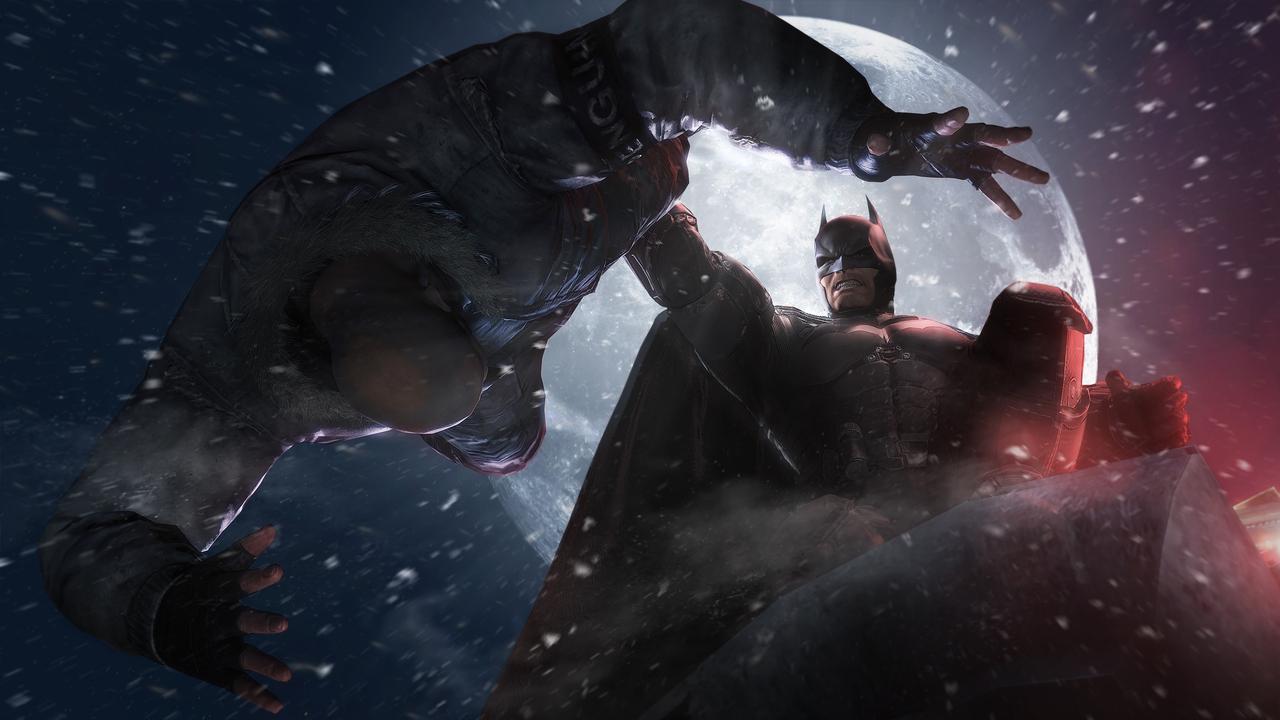 Du multijoueur pour Batman : Arham Origins