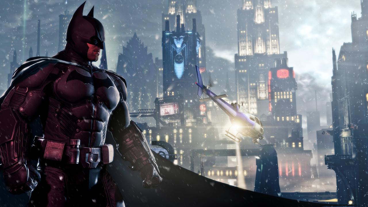 Un collector pour Batman Arkham Origins