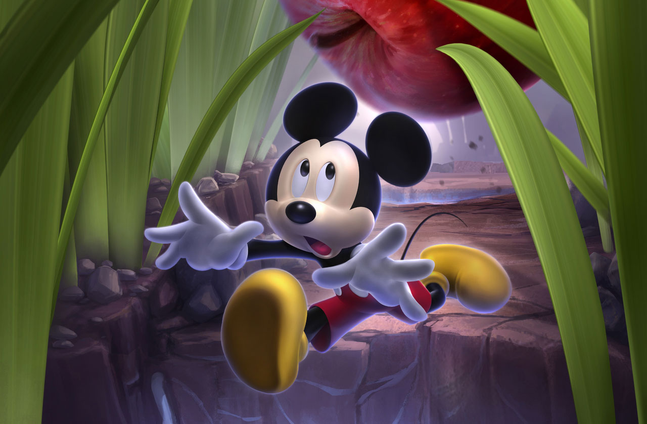 Test – Castle of Illusions starring Mickey Mouse