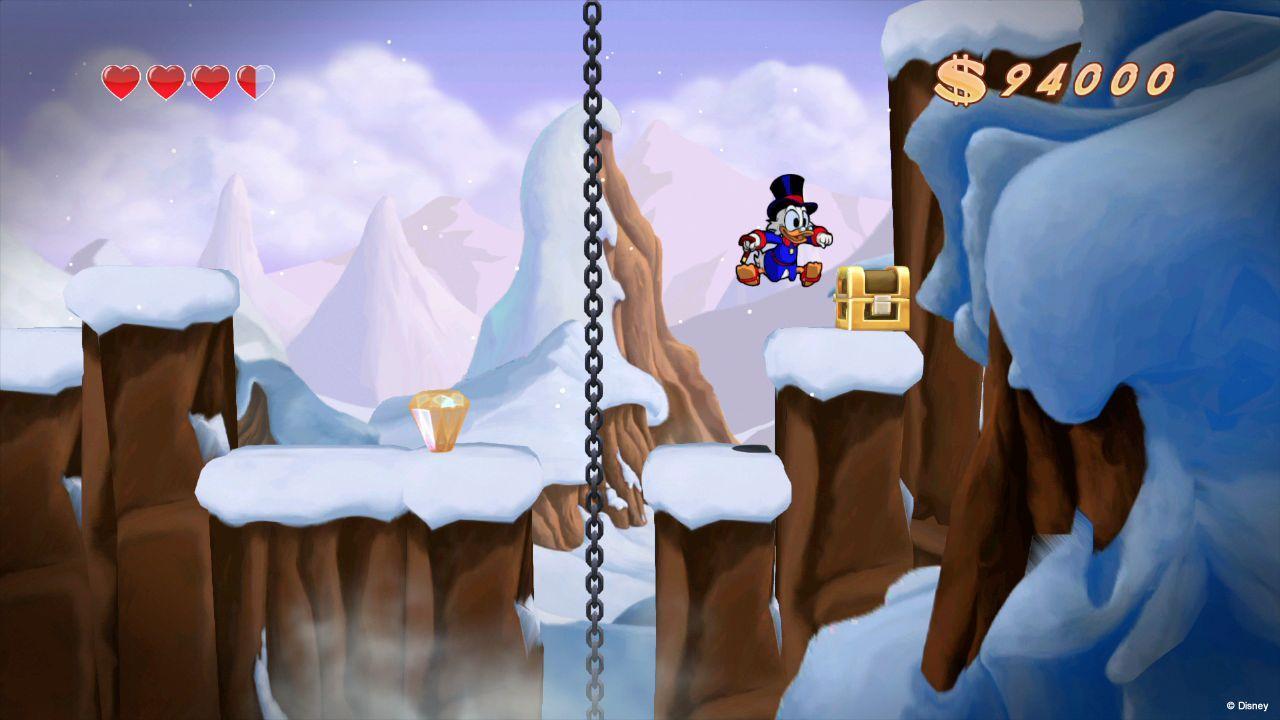 Un documentaire sur le travail d'animation de Duck Tales Remastered