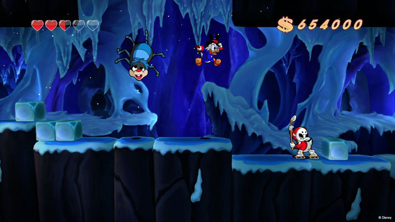 Duck Tales Remastered aura sa version boite