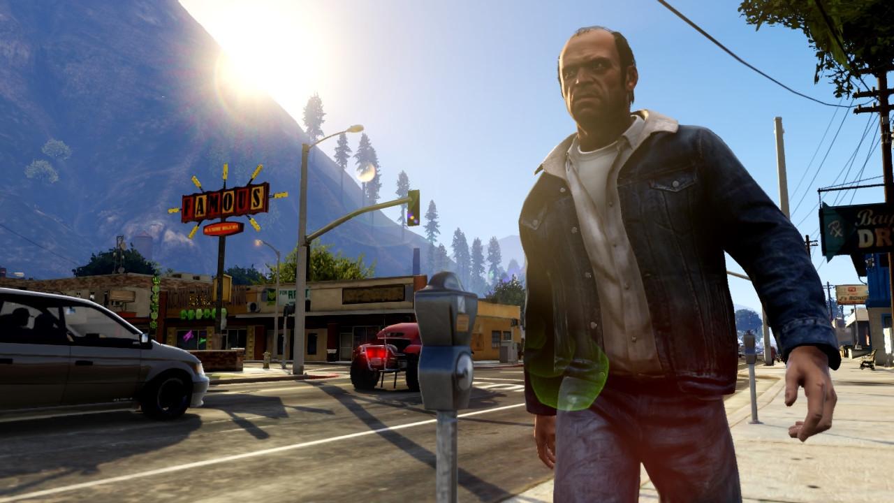 Enfin un trailer de Gameplay pour GTA 5
