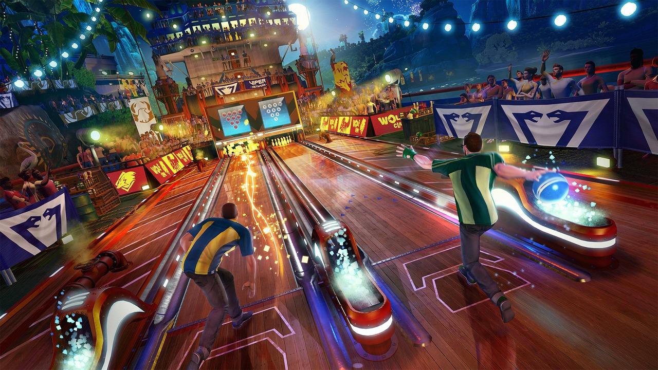 Kinect Sport Rival prend un peu de retard