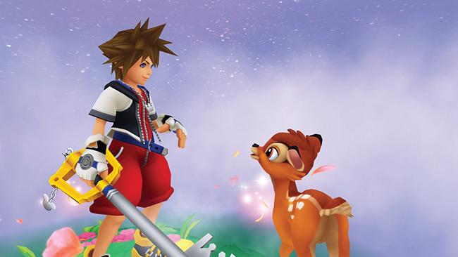 Une bande-annonce pour Kingdom Hearts HD 1.5 Remix
