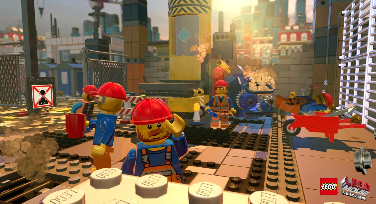 LEGO The Movie aura droit à son jeu vidéo
