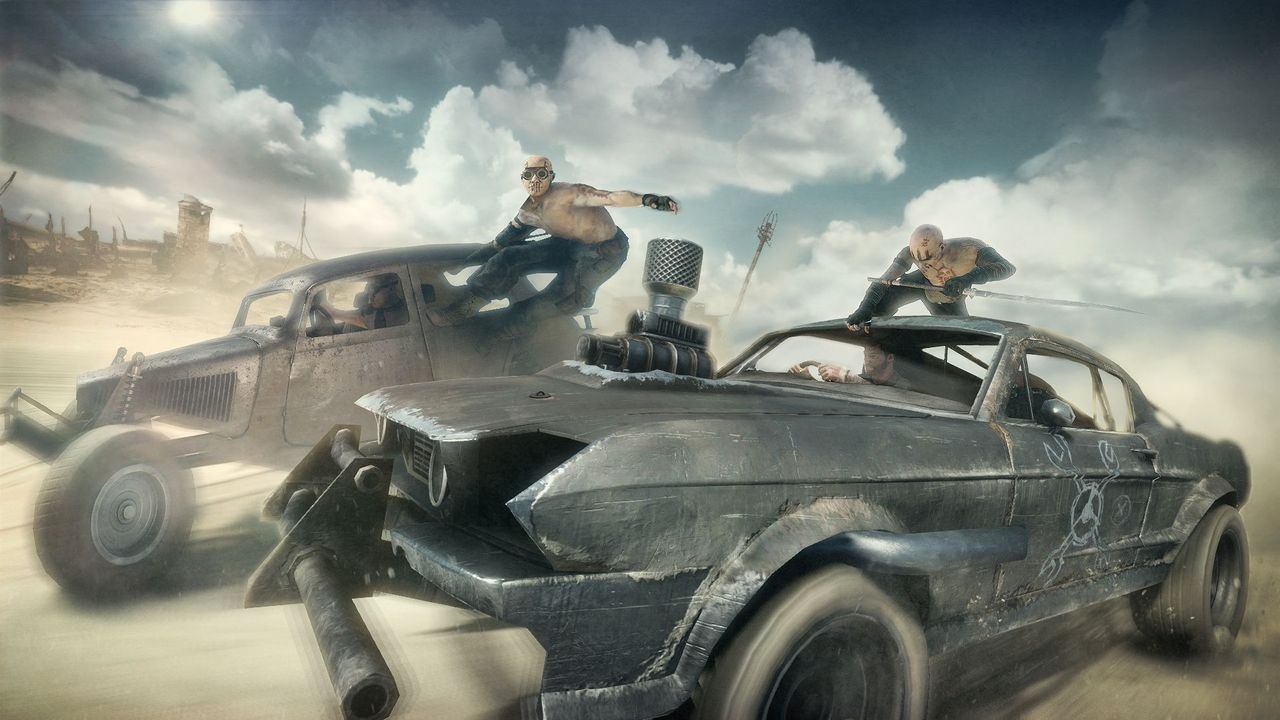 Mad Max le jeu : un Gibson au doublage