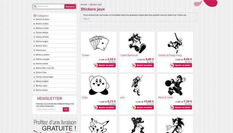 Concours : Gagnez un sticker de votre choix avec PopStickers.fr