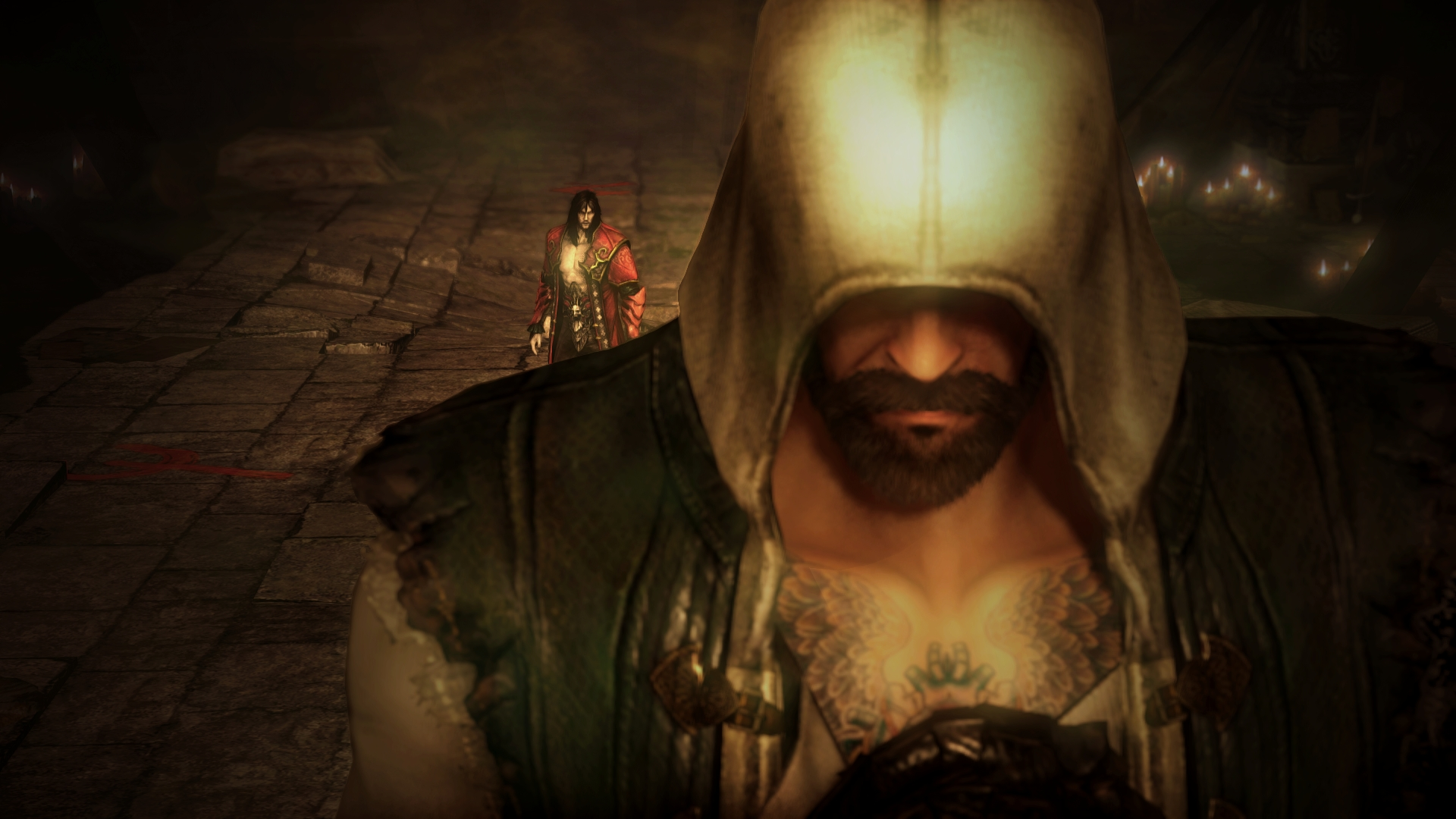 Une bande-annonce de gameplay pour Castlevania : Lords of Shadow 2