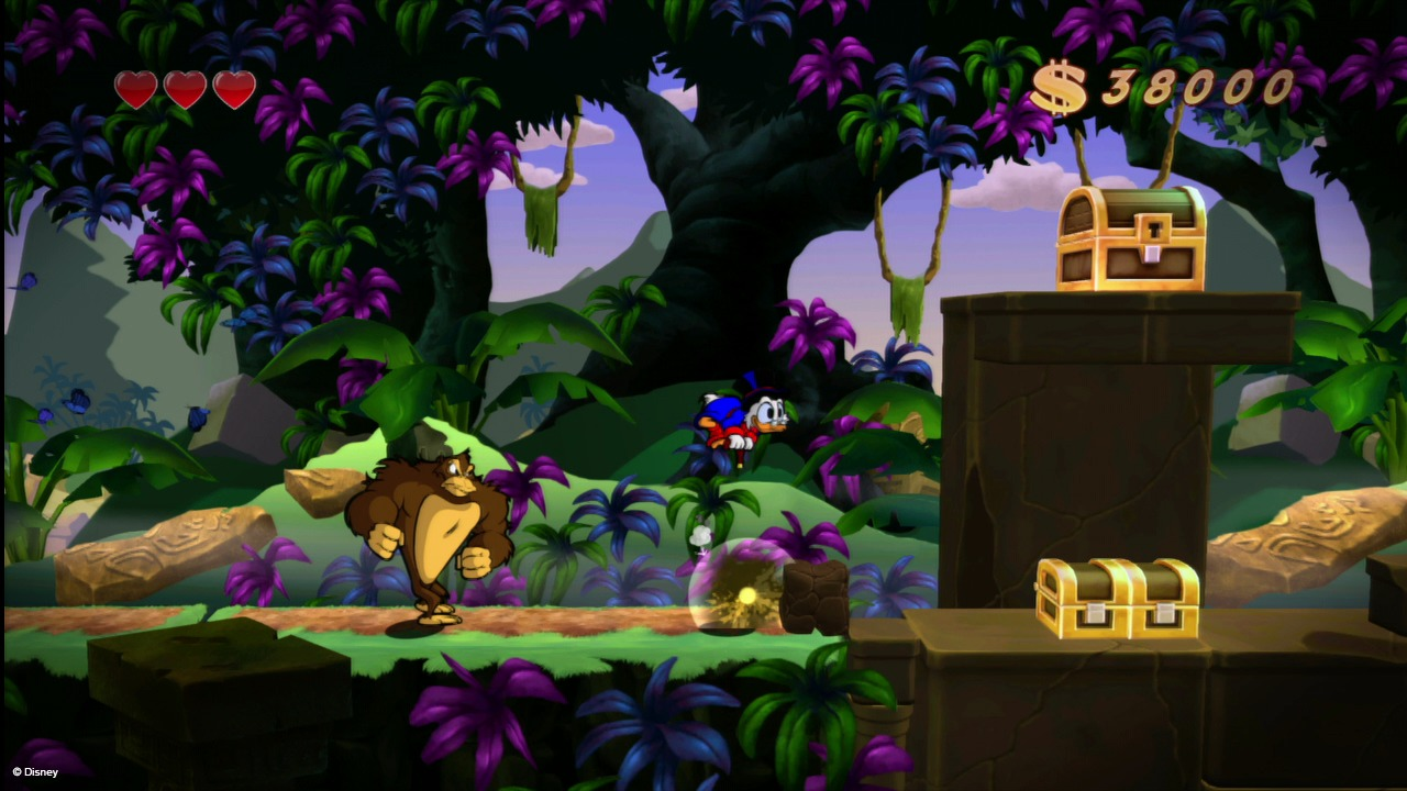 Duck Tales Remastered : deux bandes-annonces pour partir en voyage