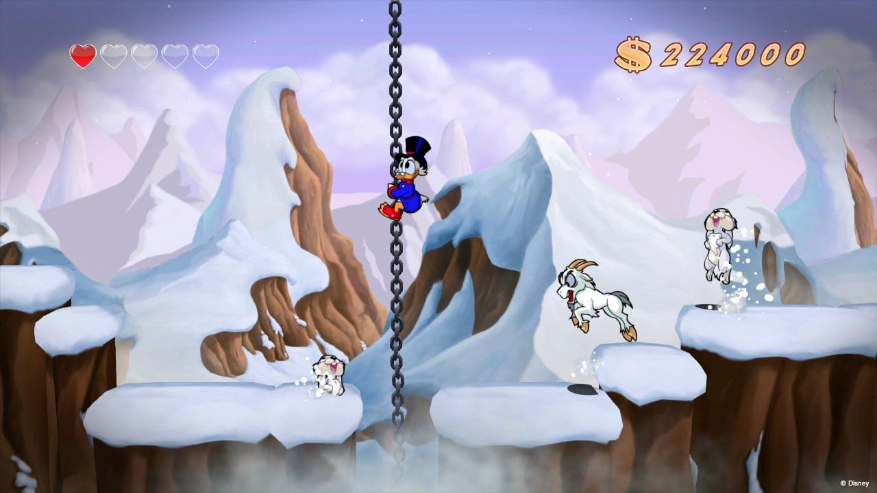 Guide vidéo : DuckTales Remastered – L'Himalaya
