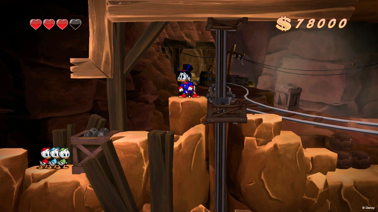 Guide vidéo : DuckTales Remastered – Les mines africaines