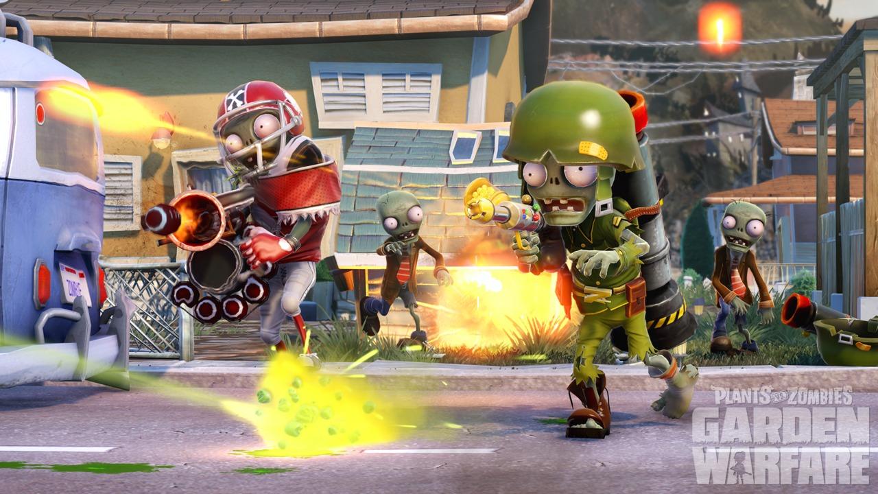 Une date de sortir pour Plantes contre Zombies : Garden Warfare