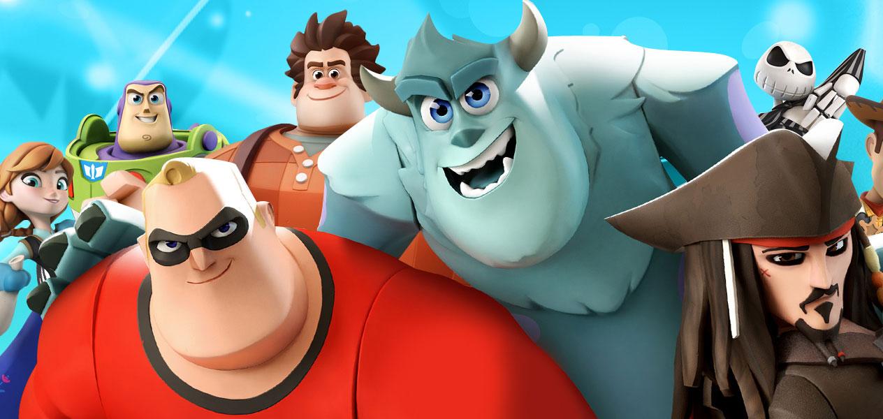 Disney Infinity : un million de ventes à travers le monde
