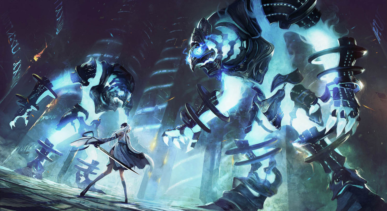 Drakengard 3 : la bande-annonce du TGS