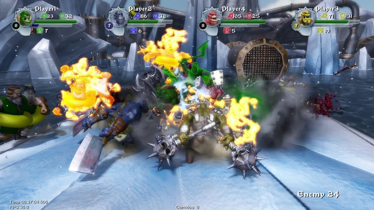 Orc Attack : Flatulent Rebellion en bande-annonce