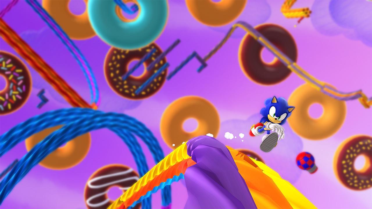 Un peu de gameplay pour Sonic Lost World