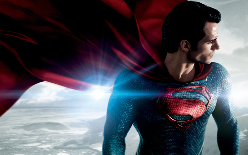 Concours : Gagner le Blu-ray de Man of Steel