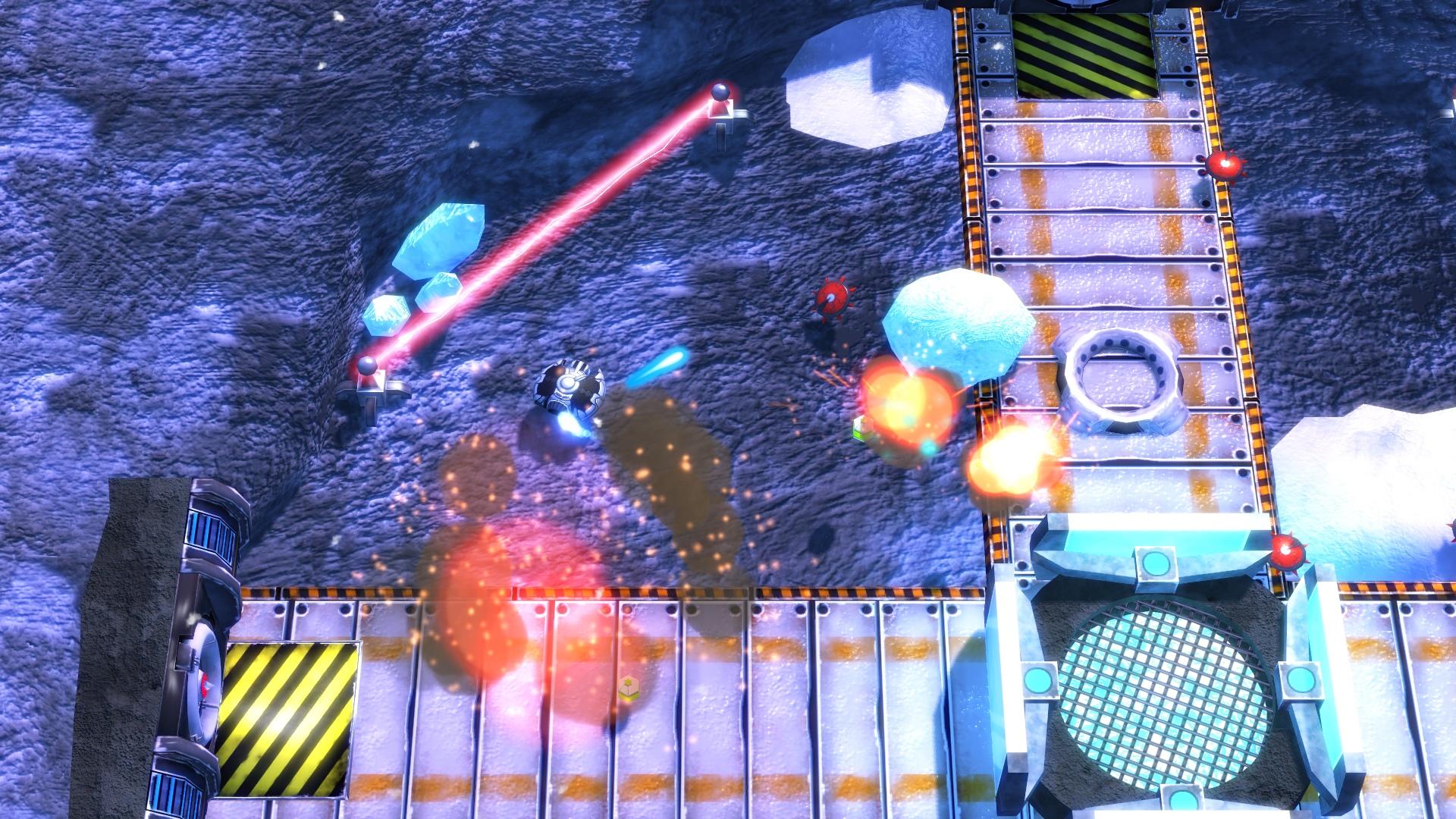 Hexodius arrive sur le Xbox Live Arcade
