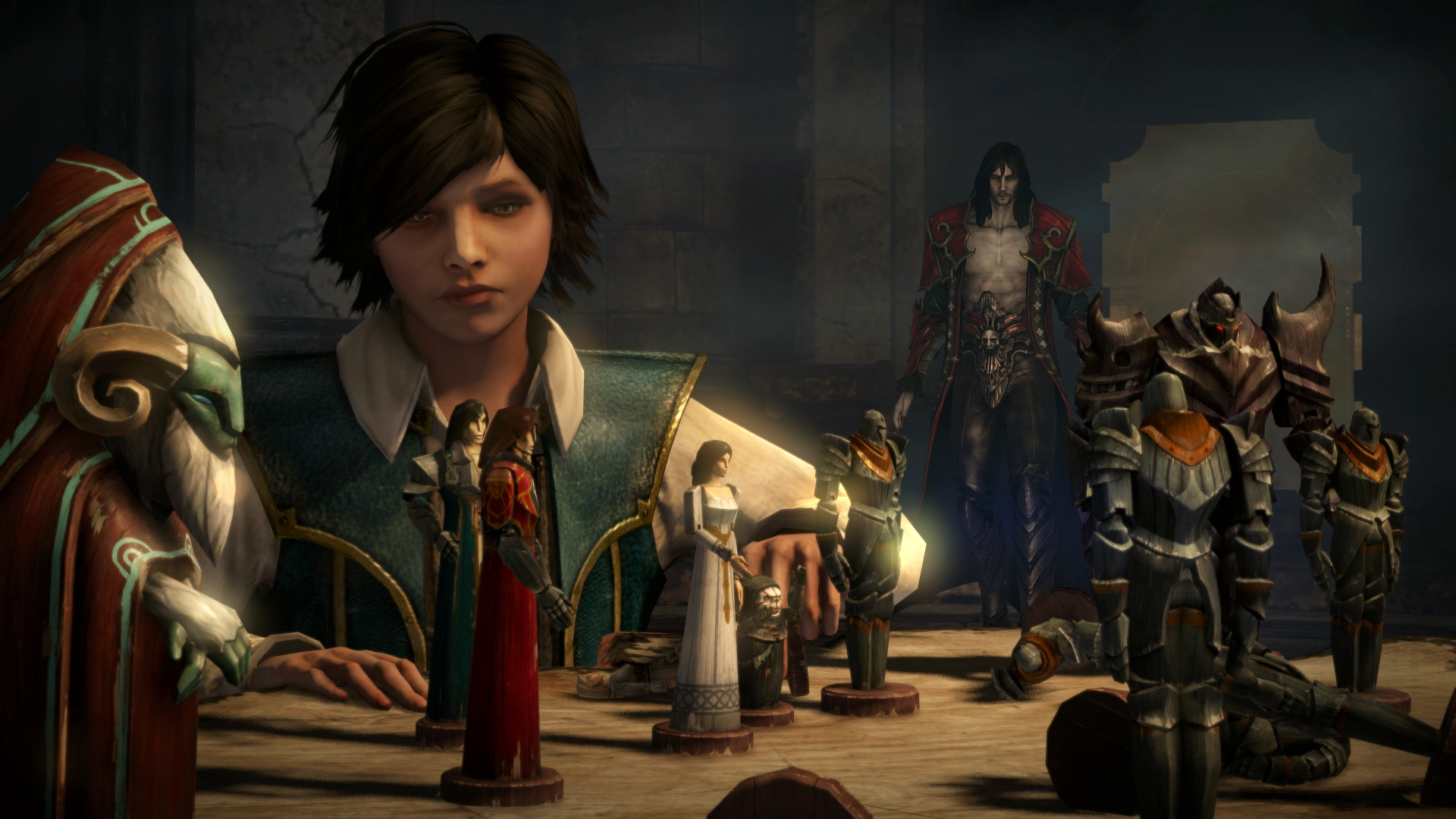 Une date pour Castlevania : Lords of Shadow Collection