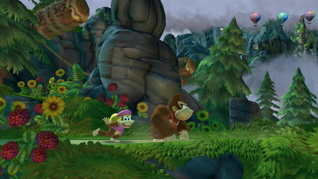 Donkey Kong Country : Tropical Freeze est retardé