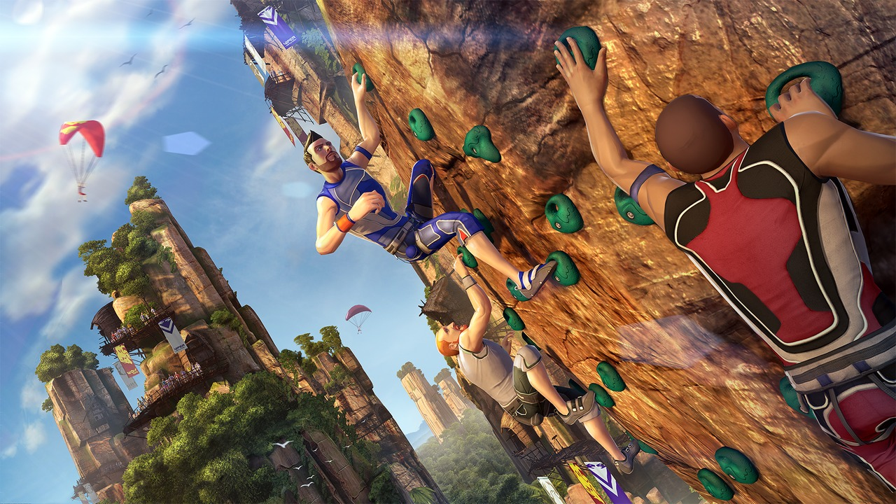 Kinect Sports Rivals : du gameplay en vidéo