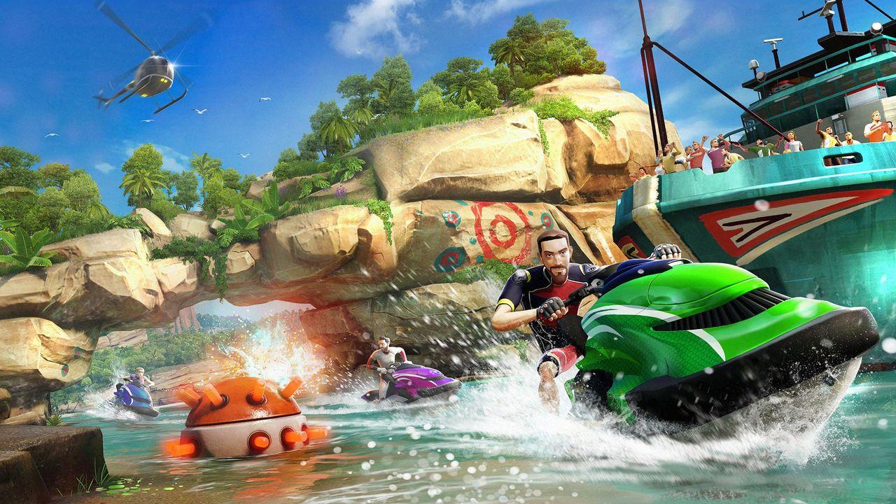 Une démo pour Kinect Sports Rivals