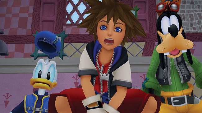3DS – Trailer de Kingdom Hearts 3D Deep Drop    Distance