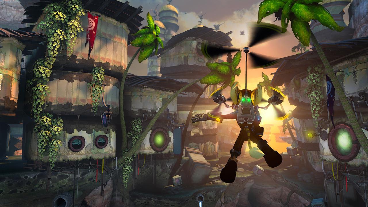 Une date pour Ratchet & Clank : Into the Nexus