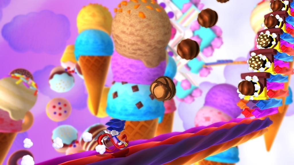 Sonic Lost World : des nouveaux pouvoirs en vidéo