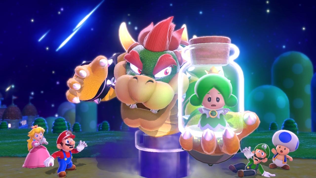 Une pub TV pour Super Mario 3D World