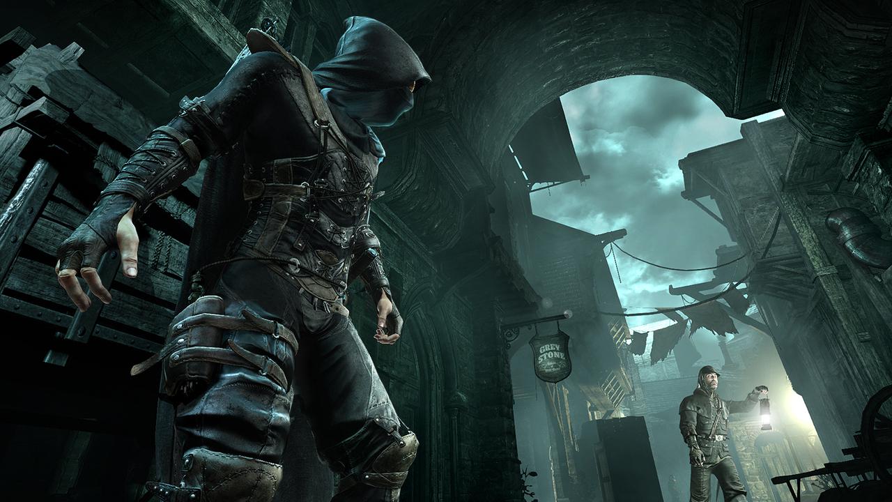 Thief : Une bande-annonce de gameplay