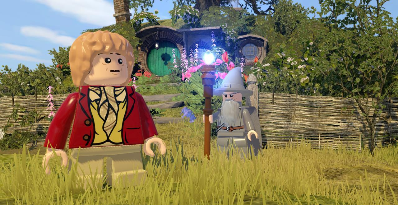 LEGO : The Hobbit pour le printemps 2014