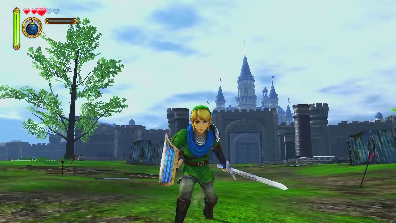 Nintendo annonce Hyrule Warriors en vidéo