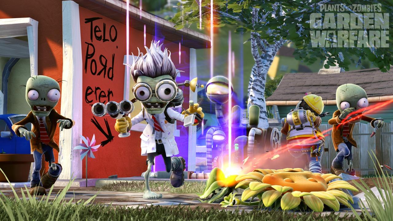 Une nouveau mode en vidéo pour Plants vs. Zombies : Garden Warfare