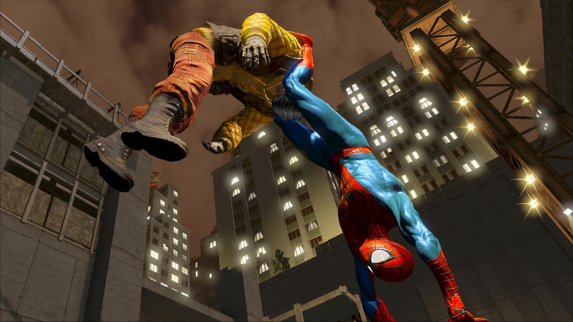 Kraven s'invite dans The Amazing Spider-Man 2
