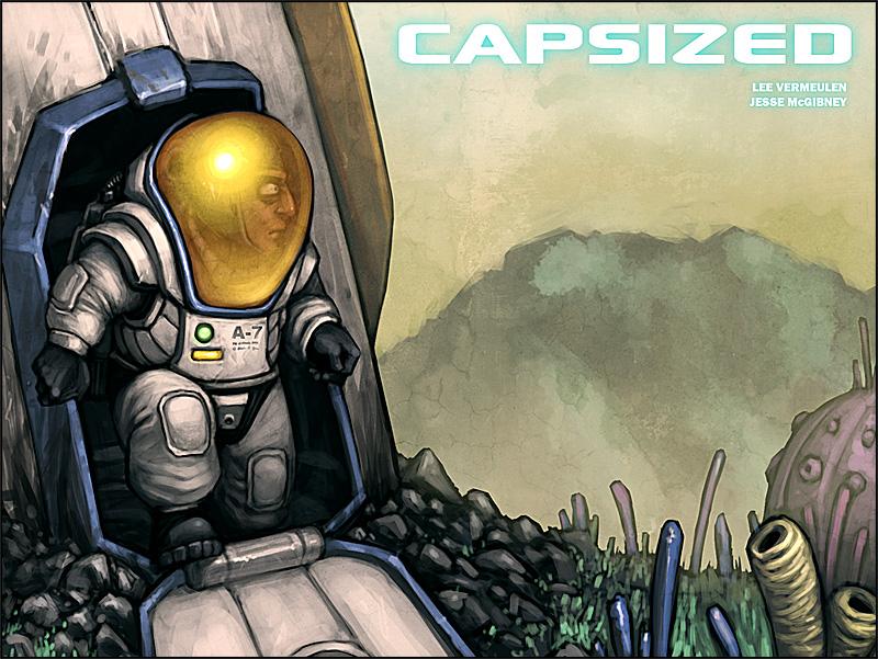 Test – Capsized