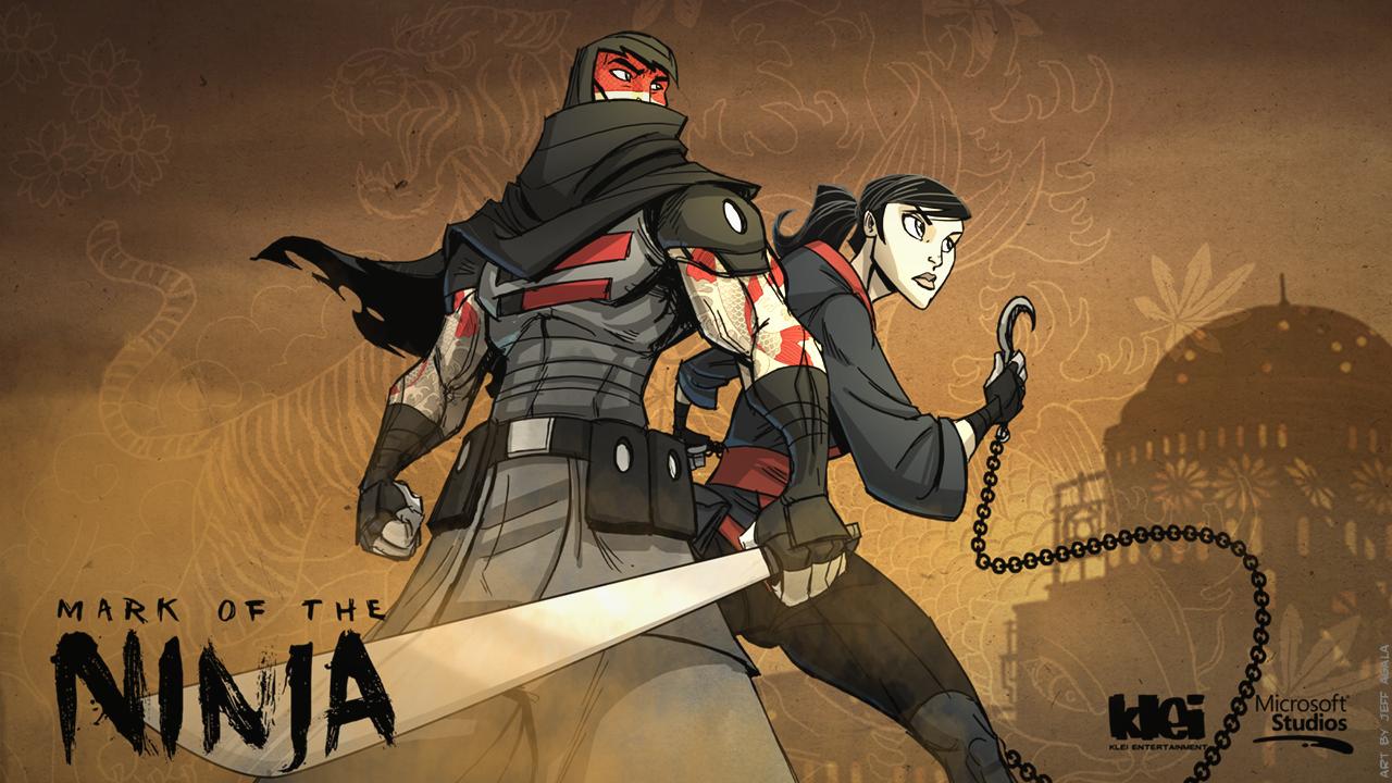 Test – Mark of the Ninja