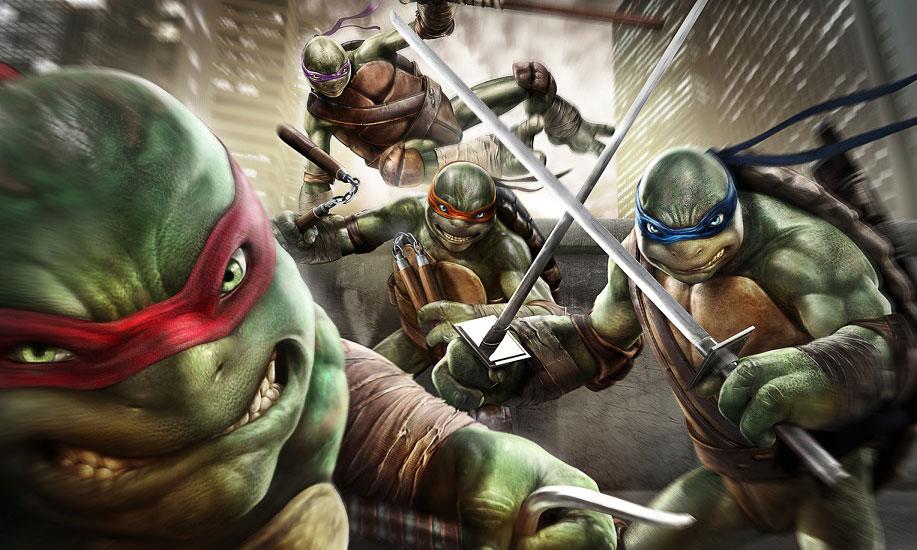 Test – Teenage Mutant Ninja Turtles : Depuis les Ombres