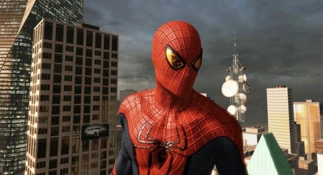 Test – The Amazing Spider-man