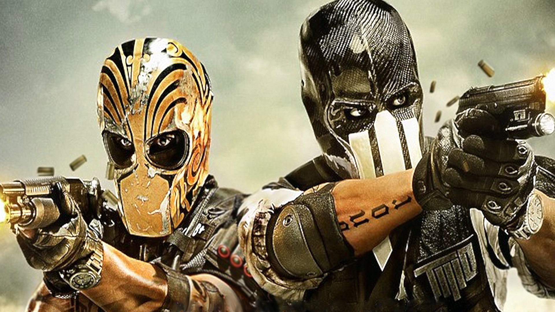 Test – Army of Two : Le Cartel du Diable