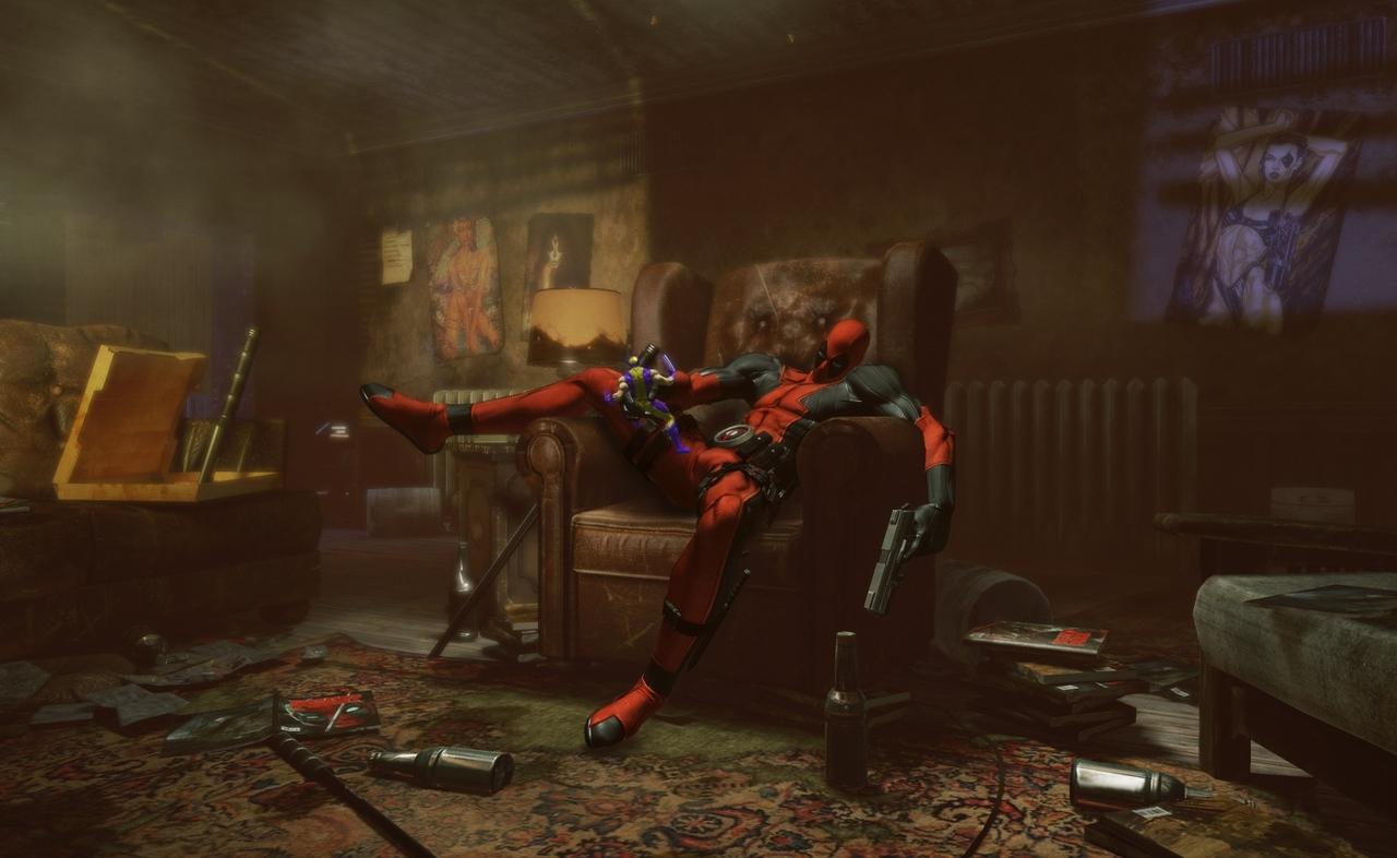 Test – Deadpool The Game