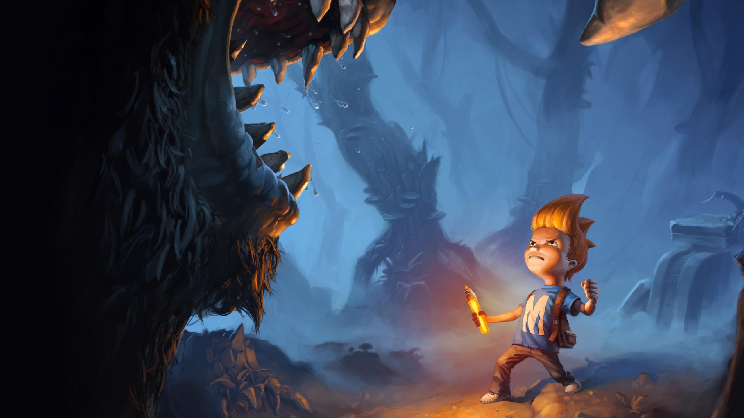 Test – Max : the Curse of Brotherhood