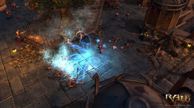 Test – R.A.W : Realms of Ancient War