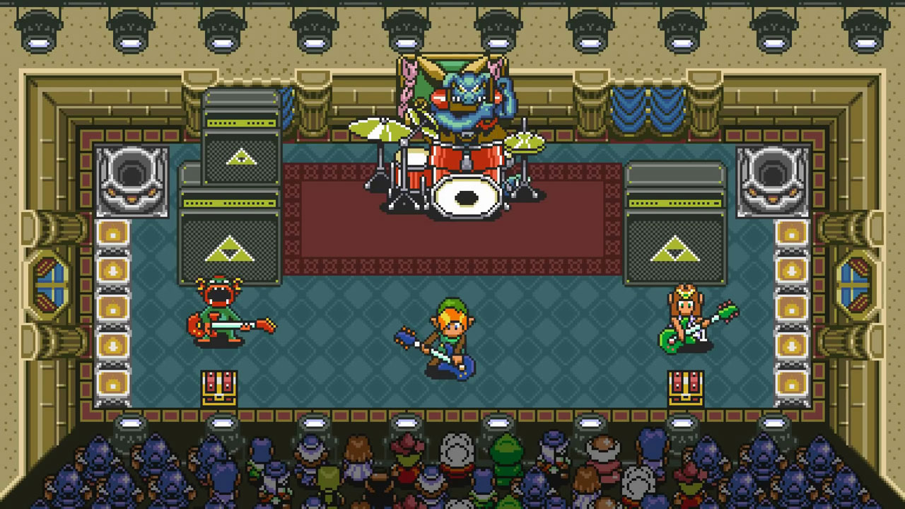 Hommage musical pour The Legend of Zelda : A Link to the Past