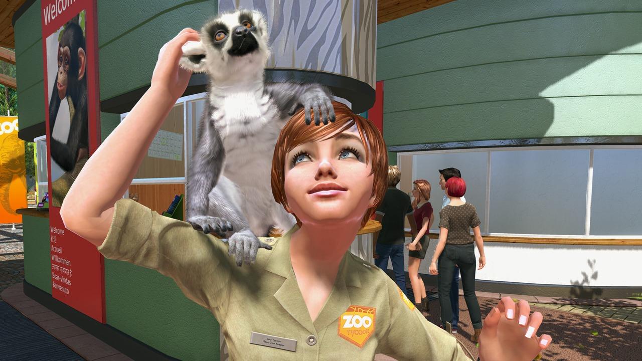 Test – Zoo Tycoon