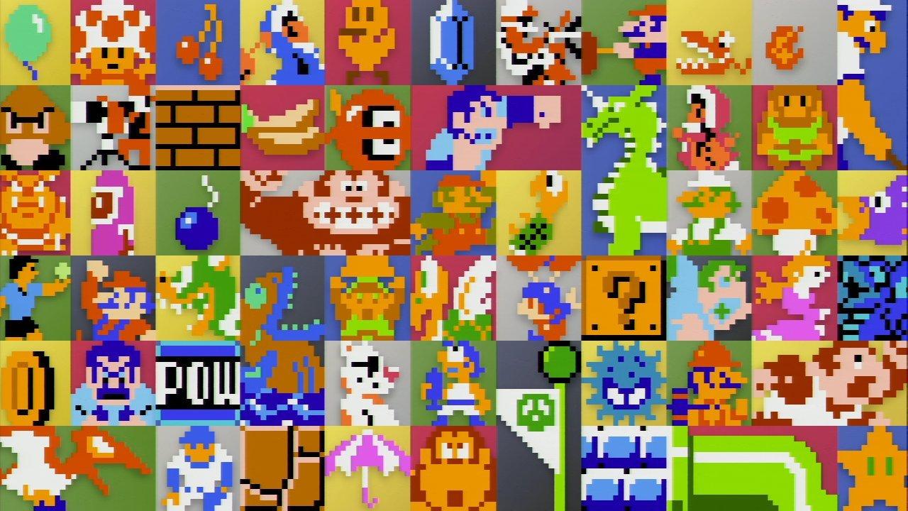 Test – NES Remix