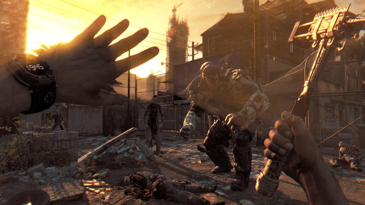 Dying Light nous parle encore de zombies