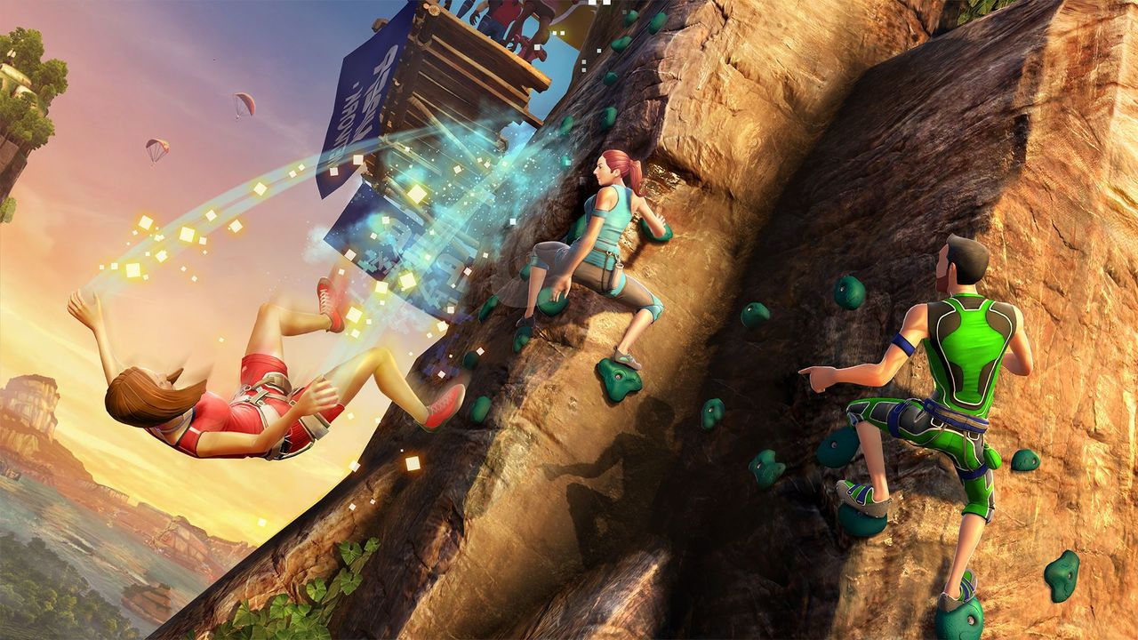 Une date pour Kinect Sports Rivals